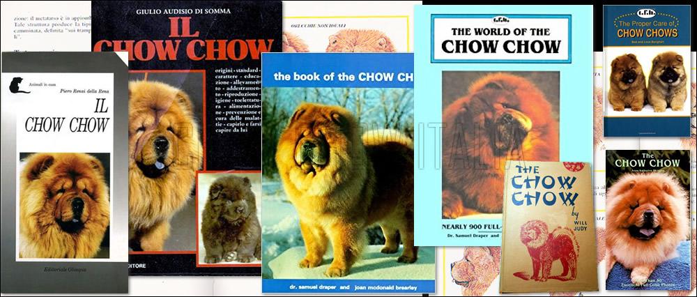 Bibliografia Chow Chow