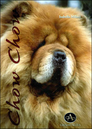 Cover Chow Chow di Isabella Milani